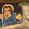 Salman Khan in film \'Tere Naam\' (\'Dedicated to You\'). At slum in Kochrab.