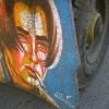Salman Khan in film \'Tere Naam\' (Dedicated to You\'). Navrangpura, Ahmedabad