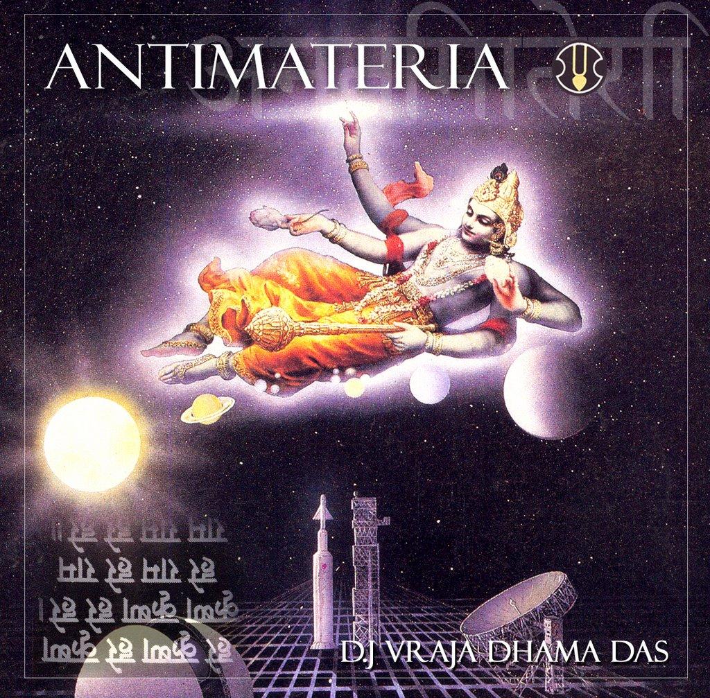 Cover - DJ Vraj: Antimateria