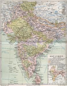 Ost-Indien