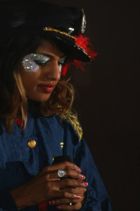 M.I.A. on the Kala Tour in Newcastle