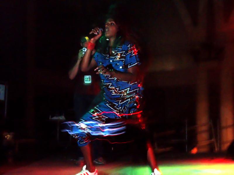 M.I.A. in concert - Sonar 2005
